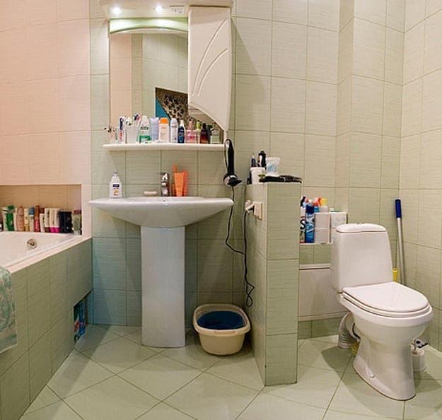 Как узаконить совмещение и увеличение санузла в квартире