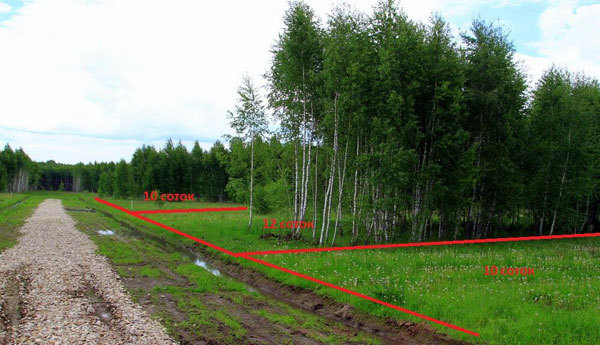 Объединение земельных участков - правила, законы, инструкция