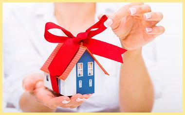 Можно ли подарить квартиру в собственности менее 3 лет
