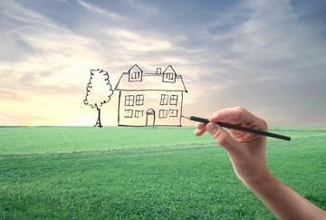 Можно ли на участке ЛПХ построить жилой дом