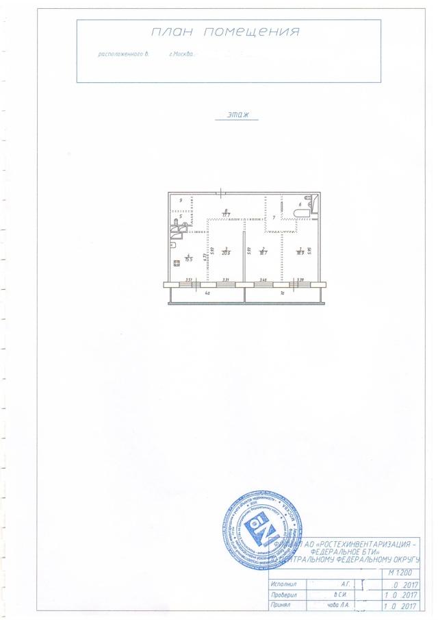 Как в БТИ заказать технический паспорт квартиры