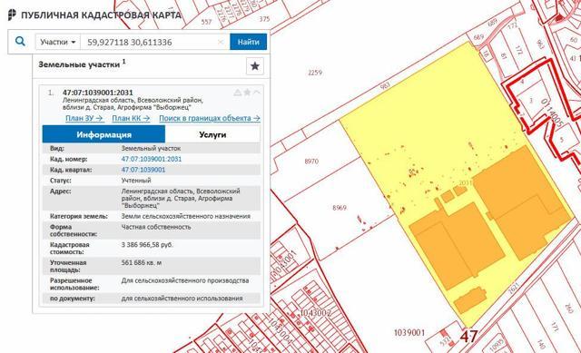 Как узнать кто собственник земельного участка онлайн
