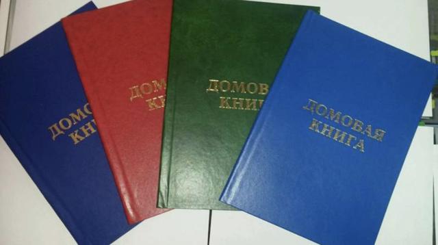 Как получить выписку из домовой книги в МФЦ, УФМС, паспортном столе