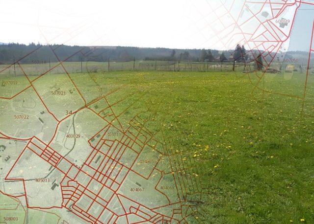 Узнать как определены границы земельного участка на карте
